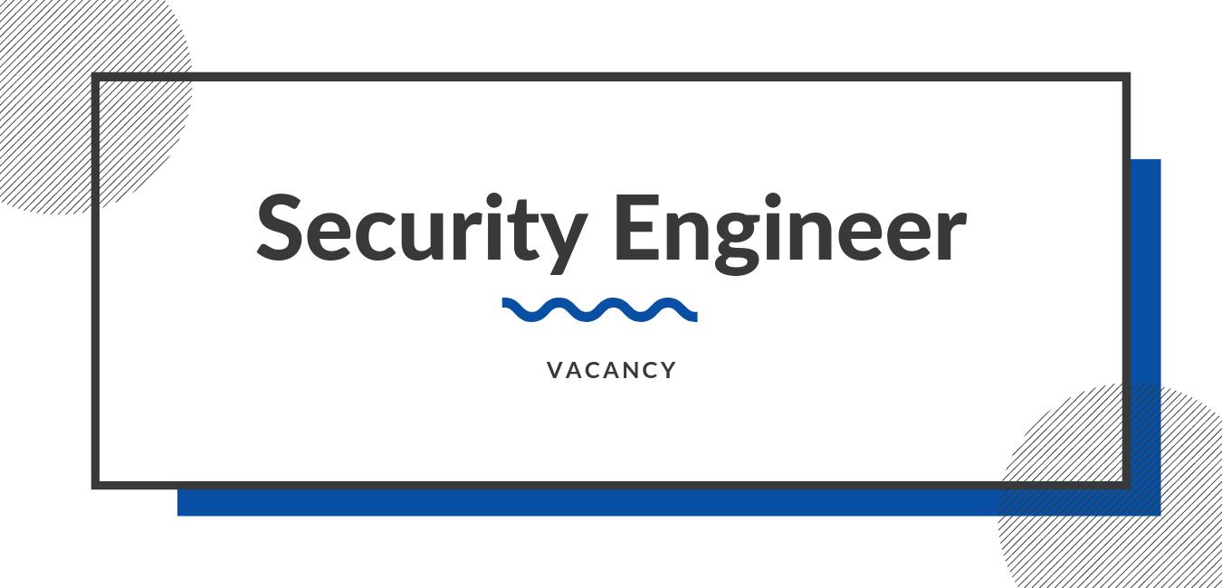 Tug Engineer Vacancy